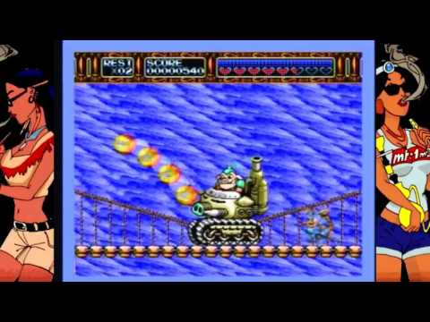 Rocket Knight Adventures (Genesis) - He's a Possum Actually - Part 1 - Stoned Age Gamers |
