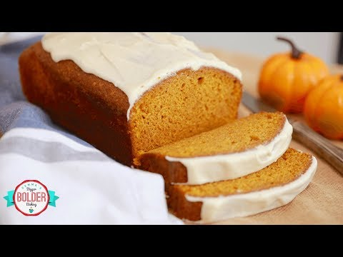 Gemma's Best Ever Pumpkin Bread Recipe
