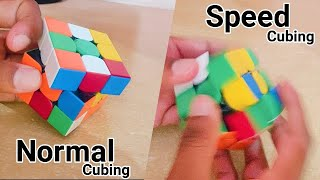 What Is The Best Way Of Learning Speed Cubing From Beginner to Advance