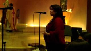 """Ave Maria """"Una voz, organo violin y flauta"""" Ad Libitum Música para Bodas y Misas en Maracaibo"""