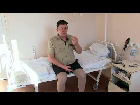 Одномоментная частичная замена коленных суставов