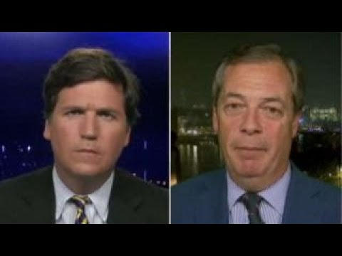 Farage: European leaders still in denial of terror problem