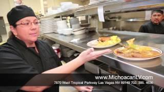 32 Lunch Specials | Michoacan Centennial Hills | Best Mexican Food In Las Vegas