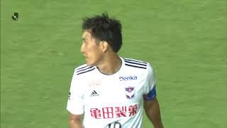 2018年6月24日(日)に行われた明治安田生命J2リーグ 第20節 町田vs新...