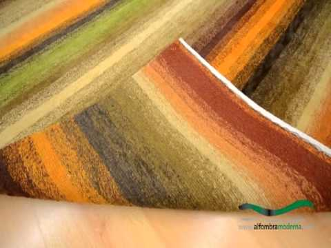 Alfombra manual java 61 alfombras manuales alfombras baratas alfombras modernas youtube - Alfombras vinilicas baratas ...