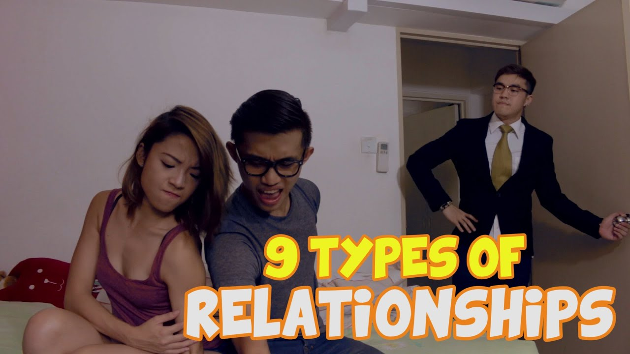 Three types of dating