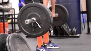 Trinity College Indoor Track & Field 2015-16