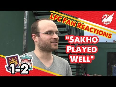 """Sakho Played Really Well"" 
