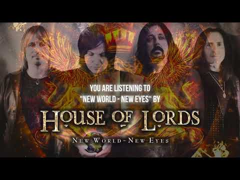 """House Of Lords - """"New World - New Eyes"""" (Static Video)"""