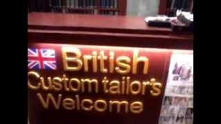 British Custom Tailor Bangkok