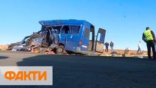 9 умерло, 4 - в тяжелом состоянии: страшное ДТП в Одесской области
