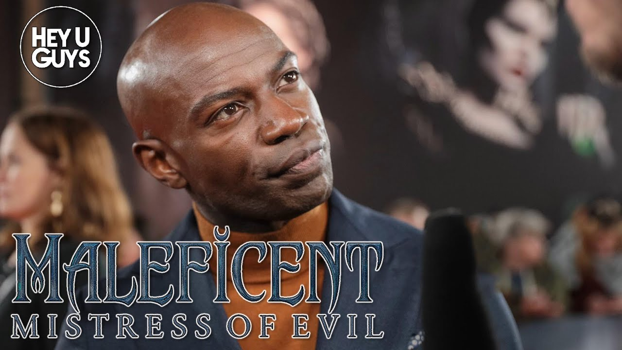 David Gyasi On The Spectacle Of Maleficent 2 Mistress Of Evil Interstellar Uk Premiere