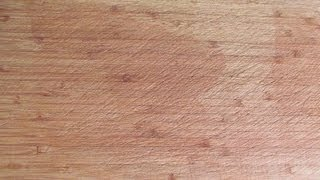 How To Season A Cutting Board - Vintage Kitchen Tip