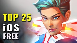 Top 25 Free iOS Games of All Time