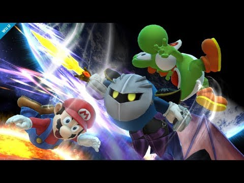 Top 10 Meta Knight Plays - Super Smash Bros for Wii U