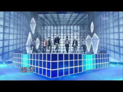 BIGBANG [INTRO&BLUE] @SBS Inkigayo 인기가요 20120311