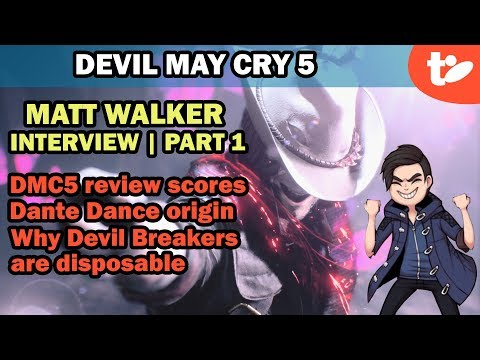 DMC5's Matt Walker talks Crew Cut, Turbo Mode, inertia and