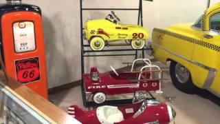 Влог Американская вечеринка в стиле 50х в музее ретро машин Vlog American Party In The Style Of 50 S