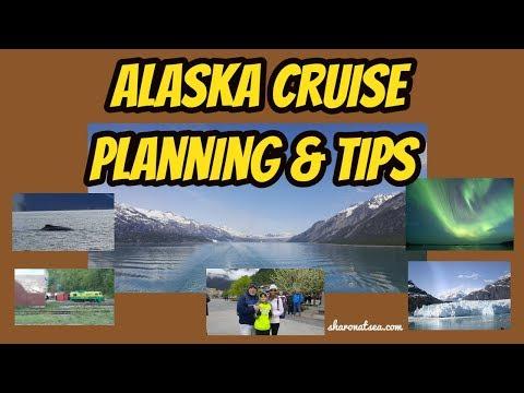 ALASKA CRUISE TIPS 101