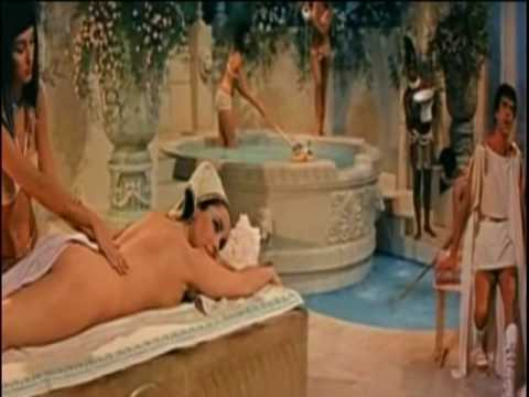 Liz Taylor as CLeopatra Getting Nude Back Massage from YouTube · Duration:  1 minutes 47 seconds