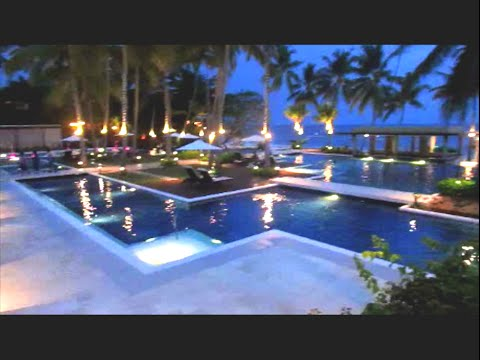Henann Beach Resort On Alona Dinner With My Subscribers Panglao Bohol Philippines