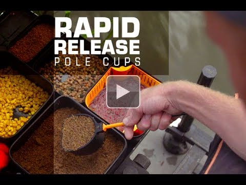 Guru Quick Release Pole Cups Tackle Time