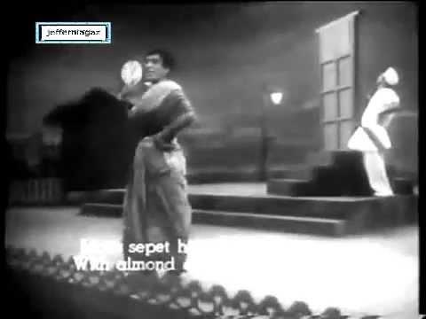 OST Nasib Si Labu Labi 1963 - Aci Aci Buka Pintu - P Ramlee, Saloma