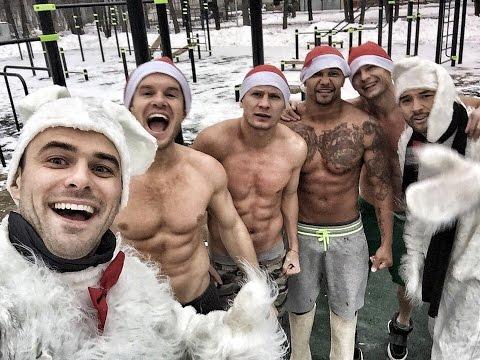 Новогоднее поздравление от The Братьев !!!