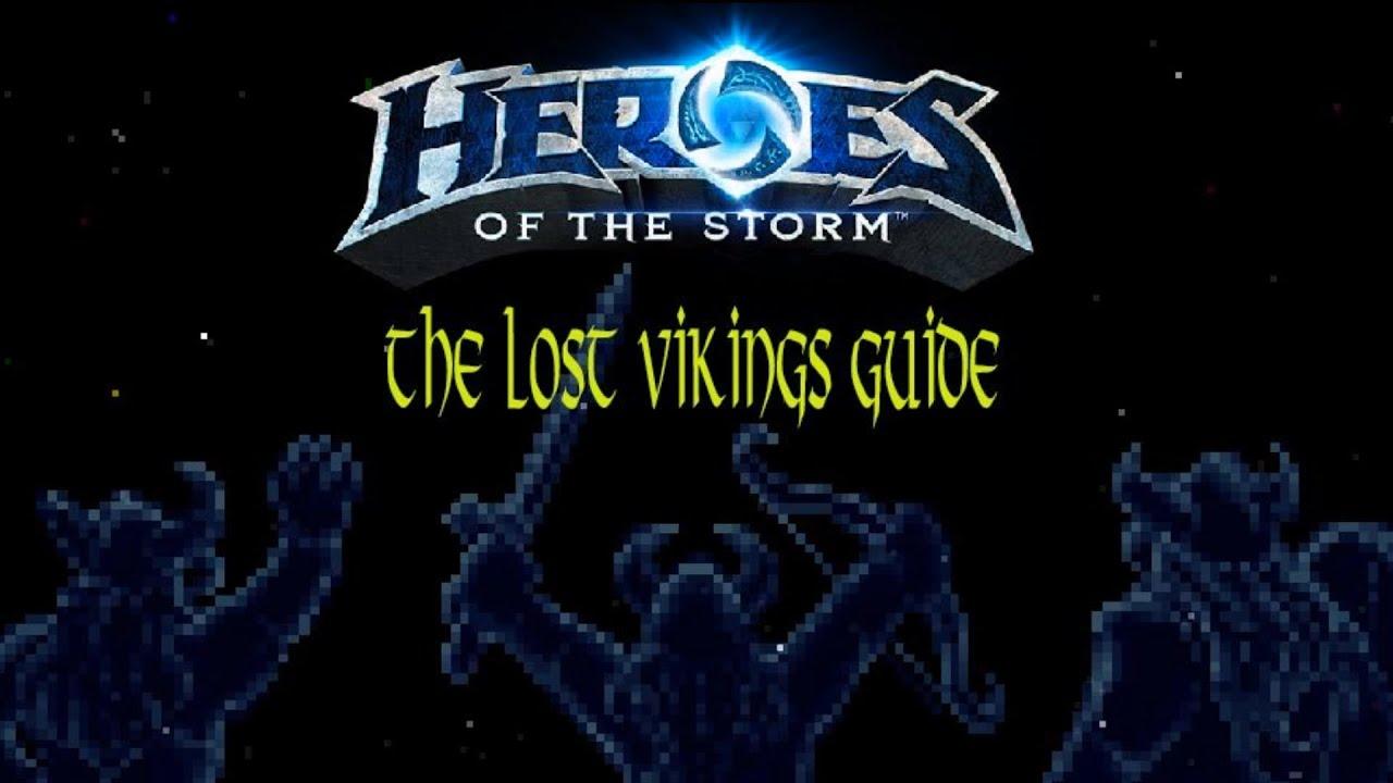 lost vikings guide