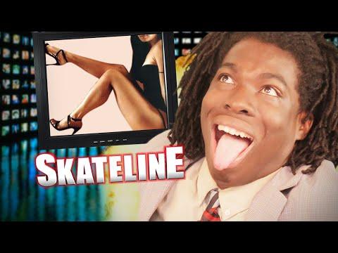 SKATELINE - Blake Carpenter Pro! Guy...