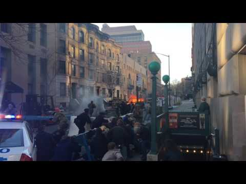 'Homeland' comes to Downtown Brooklyn