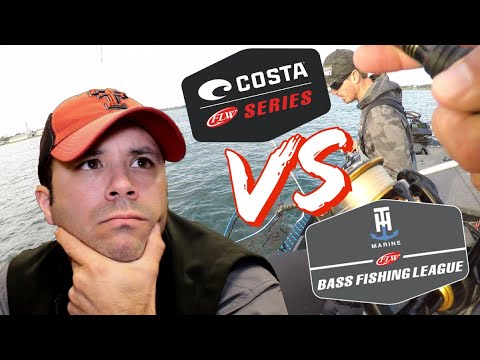 Best For A CO ANGLER?? BFL Or FLW Series (COSTA)