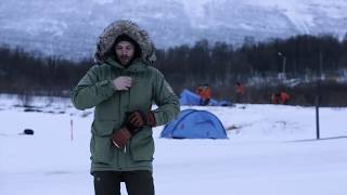 Barents Parka - Robust winter parka in durable G-1000 HeavyDuty