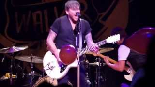 Butch Walker and the Marvelous 3 ~ Always Something There to Remind Me ~ 9/5/2013