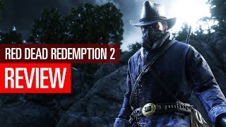 Red Dead Redemption 2 (Review / Test)