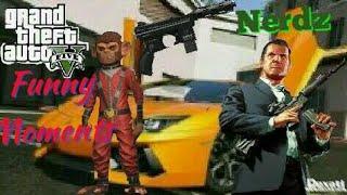 GTA 5 (funny moments)