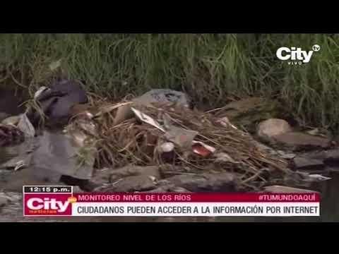 Acueducto de Bogotá mantiene monitoreo de los niveles de ríos  | City TV