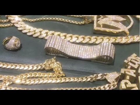 J Prince Jr Calls Out Fake Rappers Jewelry