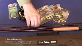 [Fly Fishing] - Нахлыст для народа #2 - Рыболовный набор от Kola Salmon