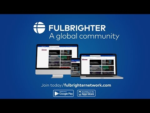 Fulbrighter: A global community