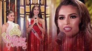 Top 15 Question and Answer Portion | Part 1 | Binibining Pilipinas 2019