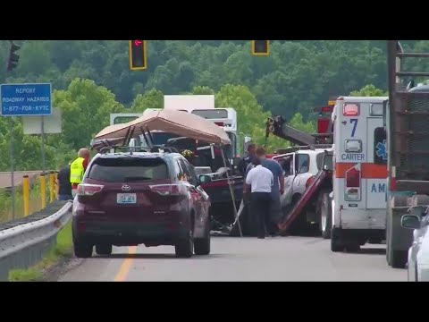 1 Dead After Accident on I-64 in Carter County