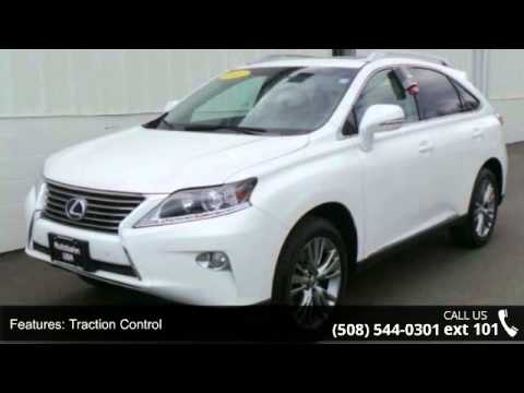 2013 Lexus Rx 450h Autobahn Usa Westborough Ma 01581 Youtube