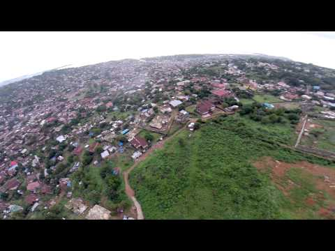 Freetown Aerial
