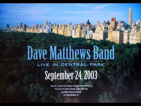Save Dave Matthews Band - Live '03 Central Park Concert Pics