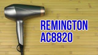 Розпакування REMINGTON AC8820