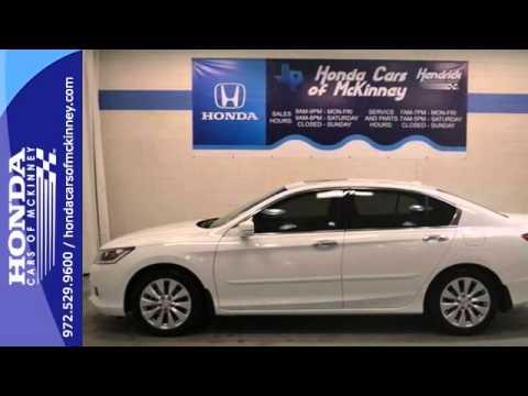 2014 honda accord sedan dallas tx mckinney tx ea011915 for Honda mckinney tx