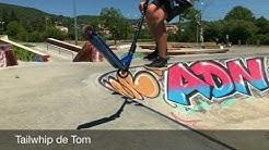 Session Trott Freestyle Au Skatepark de Draguignan avec Patty Froum