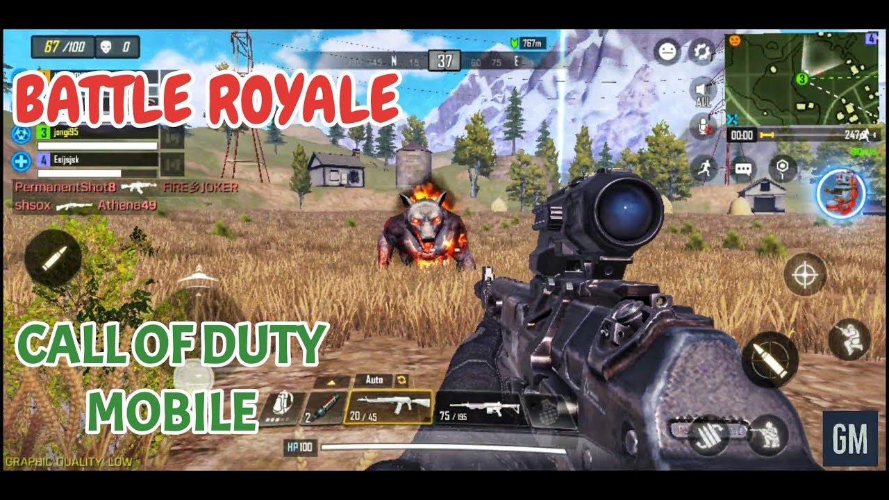 download cod battle royale pc