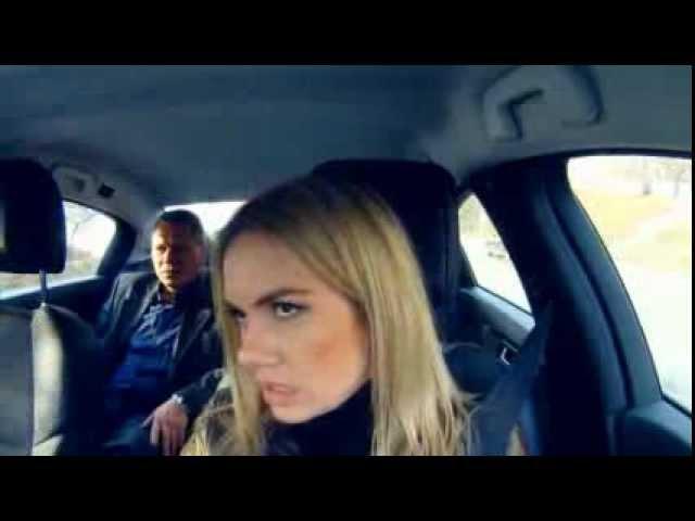 Peugeot 508: Тест-драйв в программе Москва рулит.